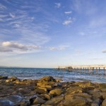 The iconic Lorne pier